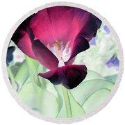 Tulips - Perfect Love - Photopower 2043 Round Beach Towel