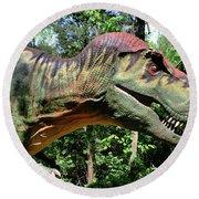 Tyrannosaurus Rex  T. Rex Round Beach Towel