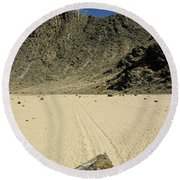 Unexplaned Mystery Round Beach Towel