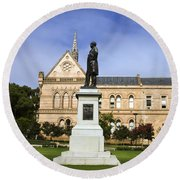 University Of Adelaide Round Beach Towel