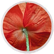 Veterans Day Remembrance Round Beach Towel