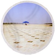 Vientiane Design Round Beach Towel