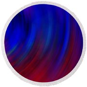 Vinyl Record Round Beach Towel