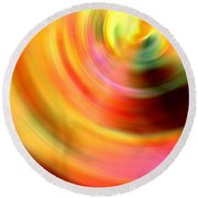 Vinyl  Round Beach Towel