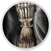 Waterford Crystal Shaving Brush 2 Round Beach Towel