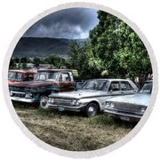 Well Used Cars For Sale Round Beach Towel
