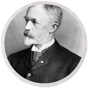William Frederick Allen (1846-1915) Round Beach Towel