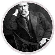 William Osler (1849-1919) Round Beach Towel