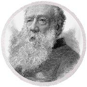 William Wood (1808-1894) Round Beach Towel
