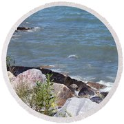 Winthrop Water Round Beach Towel