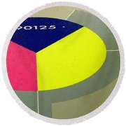 Yes 90125 Cover Round Beach Towel