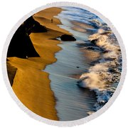 Your Power To Enchant Round Beach Towel