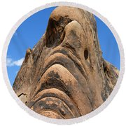 Alabama Hills Monster Round Beach Towel