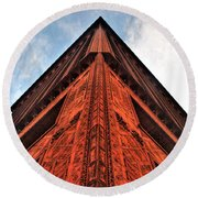 006 Guaranty Building Series Round Beach Towel