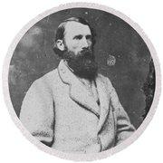 Ambrose P. Hill (1825-1865) Round Beach Towel