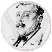 Arnold Bennett (1867-1931) Round Beach Towel