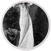 Ellen Terry (1847-1928) Round Beach Towel