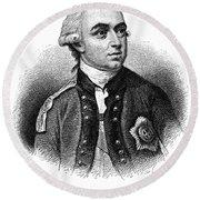 Henry Clinton (1738-1795) Round Beach Towel