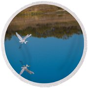 Herron 5 Round Beach Towel