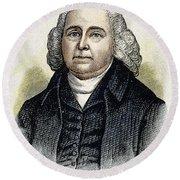 Isaac Backus (1724-1806) Round Beach Towel