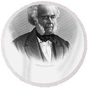 James W. Webb (1802-1884) Round Beach Towel