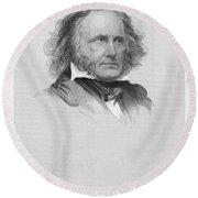 John Wilson (1785-1854) Round Beach Towel
