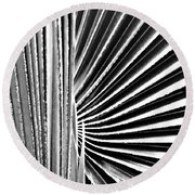 Palmetto Round Beach Towel