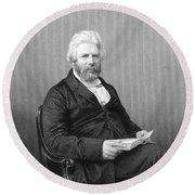 Robert Chambers (1802-1871) Round Beach Towel