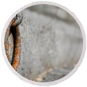 Rusty Ring Round Beach Towel