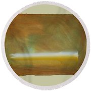 Turner Tide Round Beach Towel