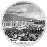 Versailles: Grand Trianon Round Beach Towel