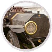 1907 Fiat Tipo 50-60 Hol-tan Round Beach Towel