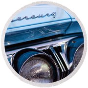 1964 Mercury Park Lane Round Beach Towel by Gordon Dean II