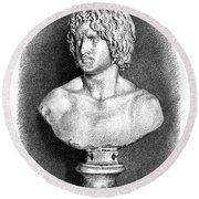 Arminius (c17 B.c.-21 A.d.) Round Beach Towel