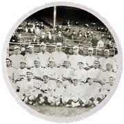 Boston Red Sox, 1916 Round Beach Towel