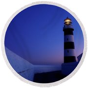 Old Head Of Kinsale, County Cork Round Beach Towel