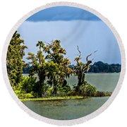 20120915-dsc09923 Round Beach Towel