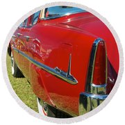 1954 Studebaker Round Beach Towel