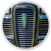 1959 Edsel Ford Round Beach Towel