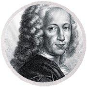 Bernhard Siegfried Albinus, Dutch Round Beach Towel
