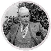 Carl Van Vechten (1880-1964) Round Beach Towel