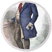 William Iv (1765-1837) Round Beach Towel