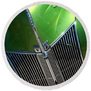 40 Ford - Grill Detail-8618 Round Beach Towel