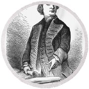 Samuel Adams (1722-1803) Round Beach Towel