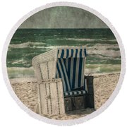 Beach Chair Round Beach Towel
