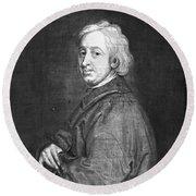 John Dryden (1631-1700) Round Beach Towel