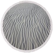 White Sands National Monument, New Round Beach Towel