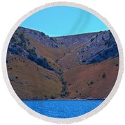 Kornati National Park Round Beach Towel