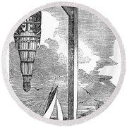 William Kidd (c1645-1701) Round Beach Towel