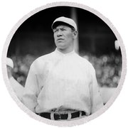 Jim Thorpe (1888-1953) Round Beach Towel